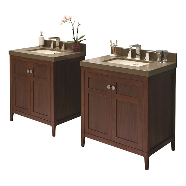 Briella 60 Double Bathroom Vanity Set by Ronbow