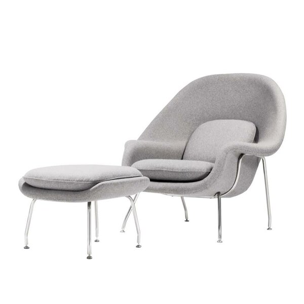Engle Lounge Chair (Set of 2) by Orren Ellis