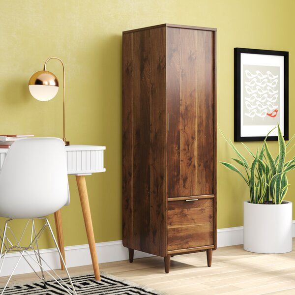 West Town 1-Drawer Vertical Filing Cabinet by George Oliver