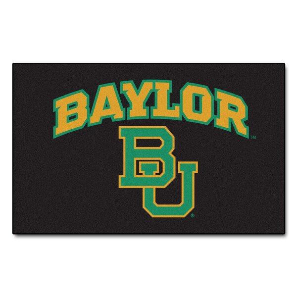 Collegiate NCAA Baylor University Doormat by FANMATS