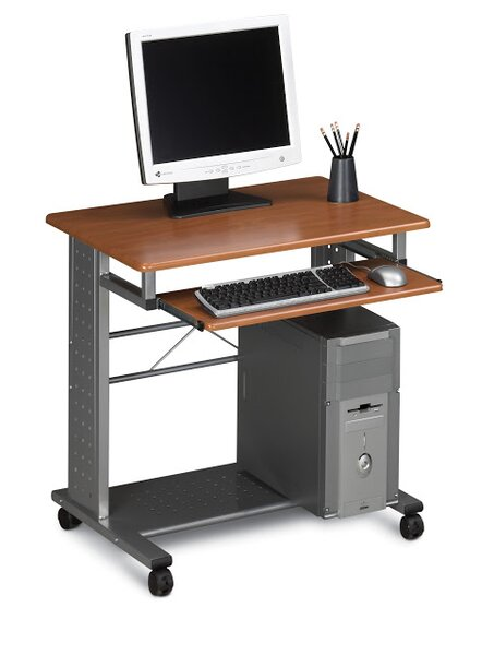 Empire Mobile PC Station Computer Desk by Mayline Group