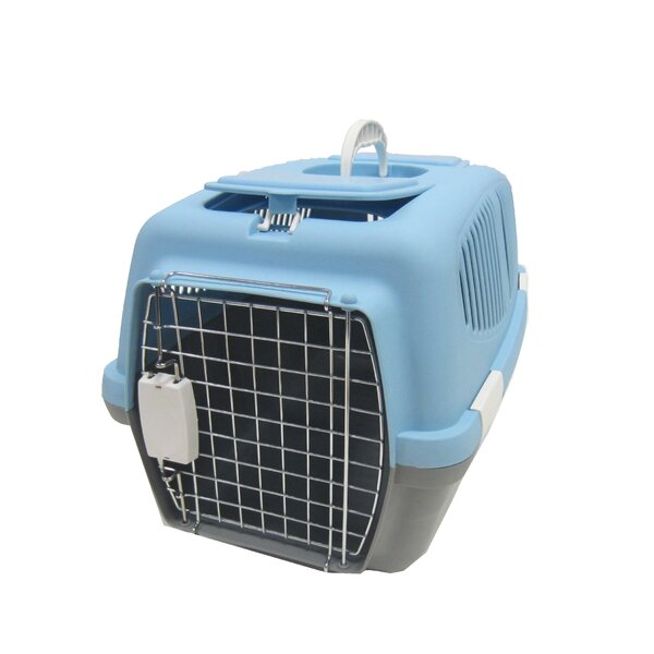 Plastic Pet Carrier by YML