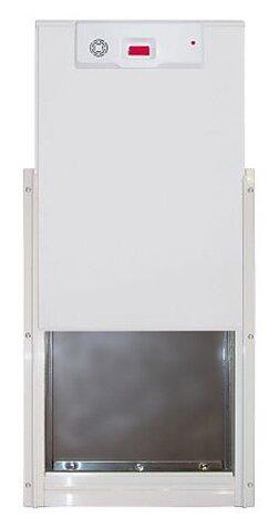 Large Alarm Slide-PetSafe Classic AF30-201-11 Pet Door by Ideal Pet Products