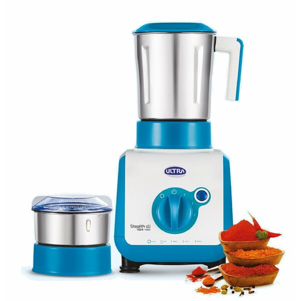Stealth 750-Watt Mixer Grinder by Elgi Ultra