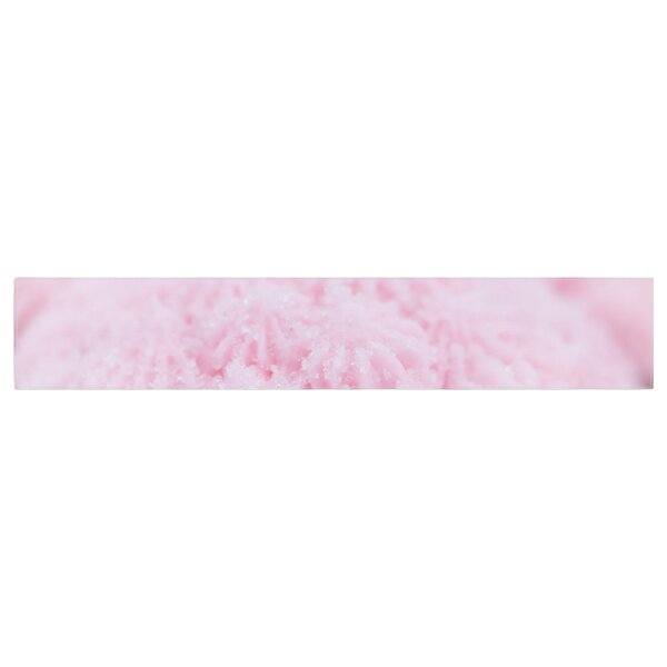 Debbra Obertanec Cupcake Sparkle Table Runner by East Urban Home