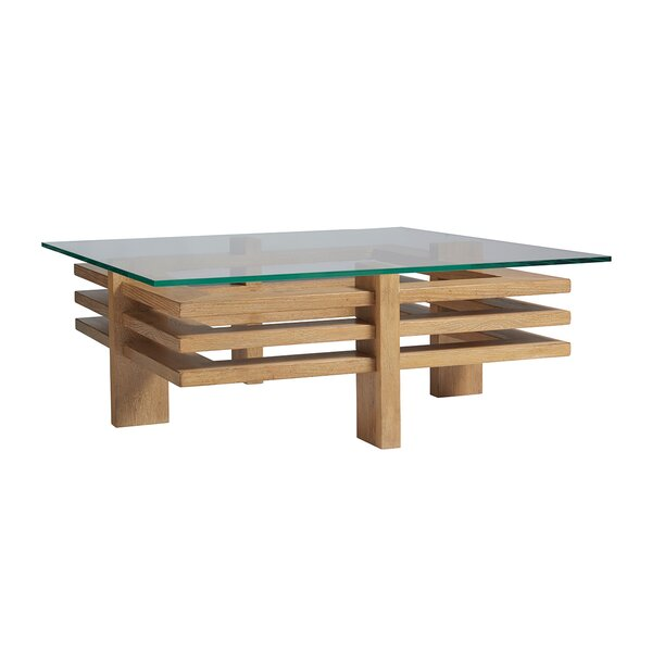 Los Altos Coffee Table by Tommy Bahama Home