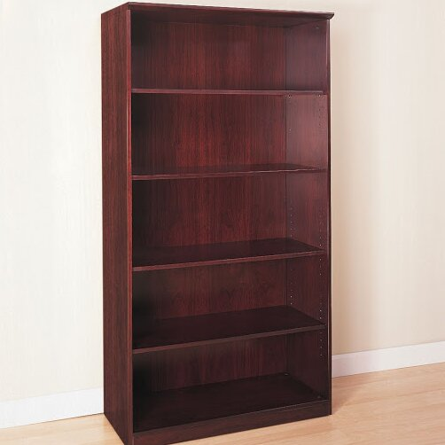 Corsica Series Standard Bookcase by Mayline Group