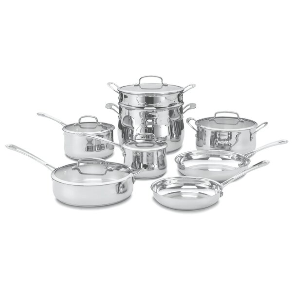 13 Piece Cookware Set by Cuisinart