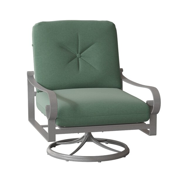 Belden Rocking Swivel Patio Chair by Woodard Woodard