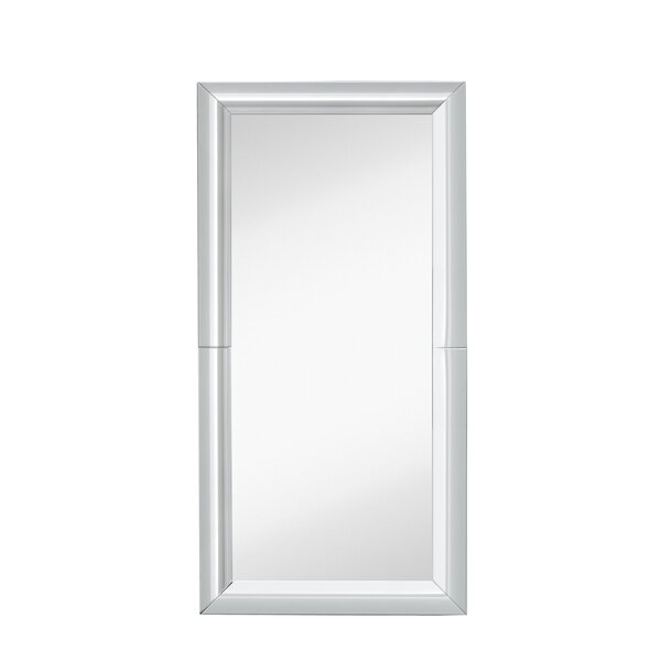 Large Beautiful Rectangular Full Length Mirror Framed Glass Wall Mirror by Majestic Mirror