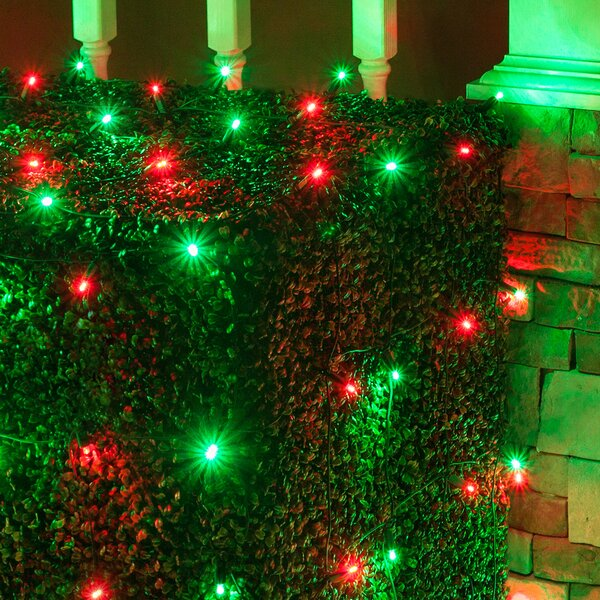 LED 100 Light Net Light by The Holiday AisleLED 100 Light Net Light by The Holiday Aisle