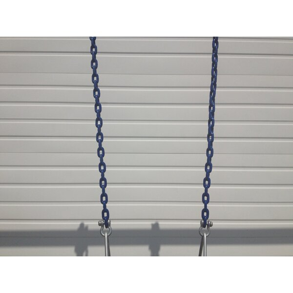 Swing Chain with Plastisol Coating by Action Play Systems