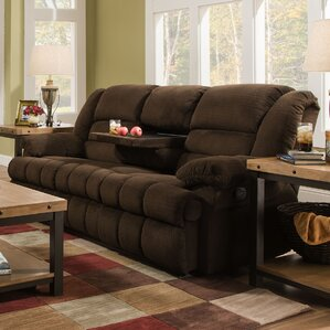 Simmons Upholstery Mendes Double Motion Reclining Sofa & Sofa Recliners Youu0027ll Love | Wayfair islam-shia.org