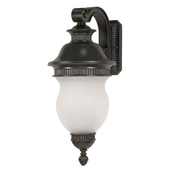 Topsham 3-Light Outdoor Sconce by World Menagerie