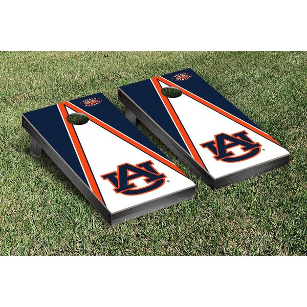 NCAA Triangle Version Cornhole Game Set by Victory
