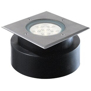 Find Outdoor Shallow Inground 6 Light LED Flood Spot Light By Eurofase