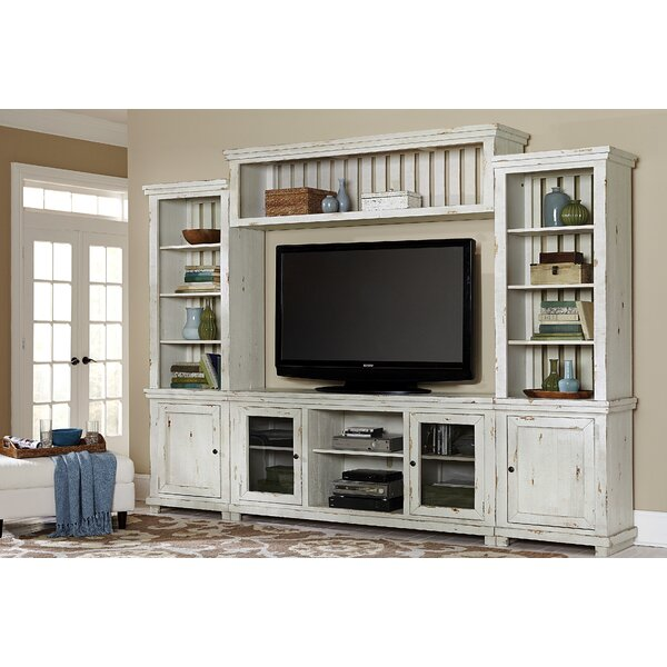 Yamashita Solid Wood Entertainment Center By Lark Manor