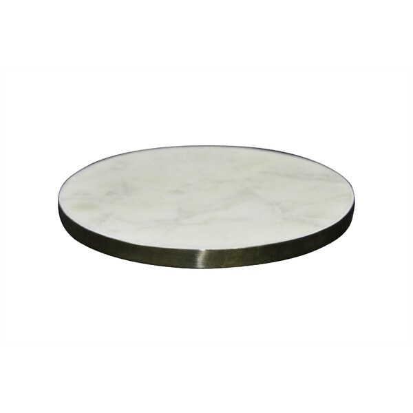 Marble Out Side Trivet by Everly Quinn
