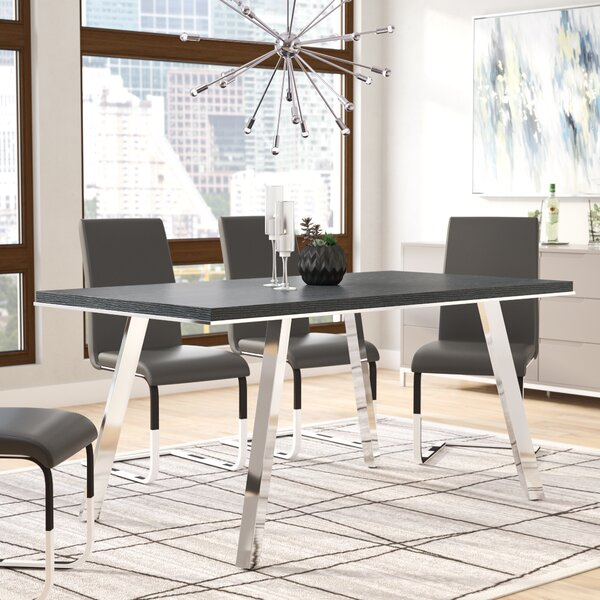 Rodger Dining Table by Wade Logan