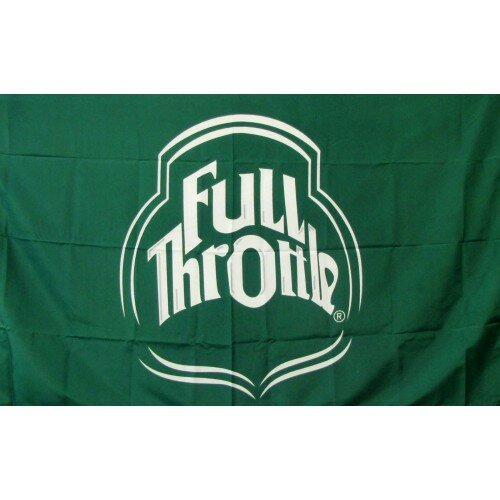 Full Throttle Polyester 3 x 5 ft. Flag by NeoPlex