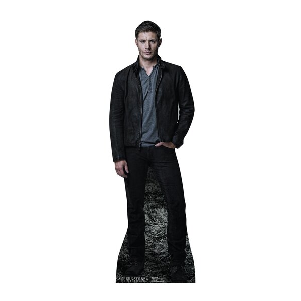 Supernatural Dean Winchester Cardboard Standup by Advanced Graphics