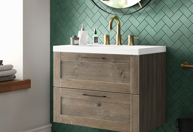 Stylish Vanities in Wayfair Brands