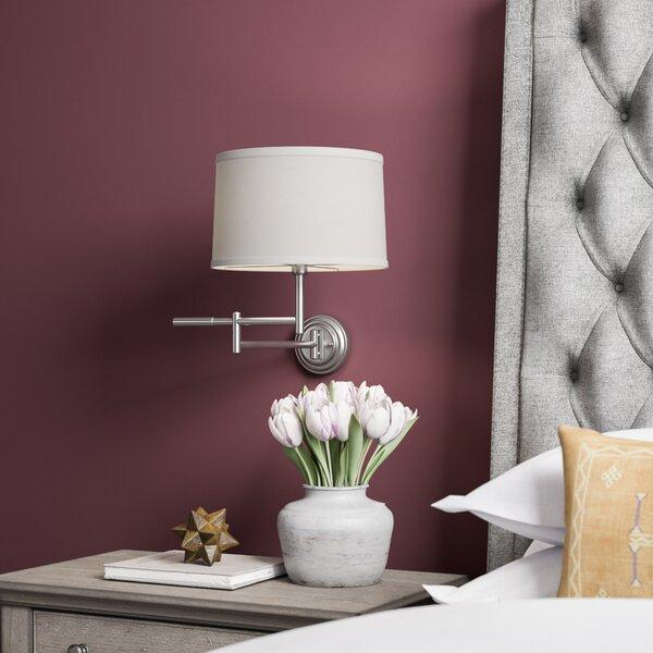 Auden Smithfield Swing Arm Lamp by Greyleigh