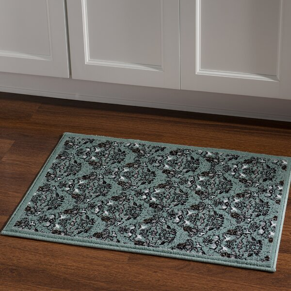 Bloomingdale Blue Area Rug by Charlton Home