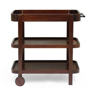 Oakside Bar Cart