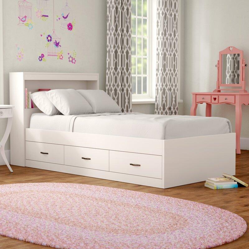 Bedroom Athletics Keira Bedroom Furniture Ideas 2016 Teal Blue Bedroom Ideas Bedroom Ceiling Light Fixtures Ideas: Viv + Rae Keira Platform Bed With Storage & Reviews