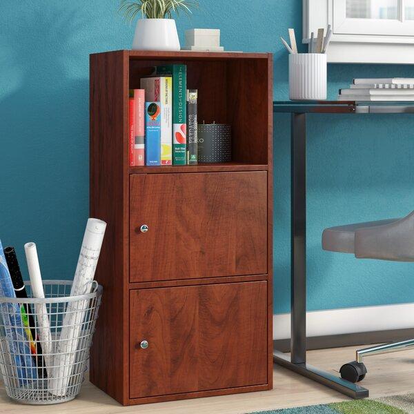 Aptos 2 Door Accent Cabinet by Ebern Designs