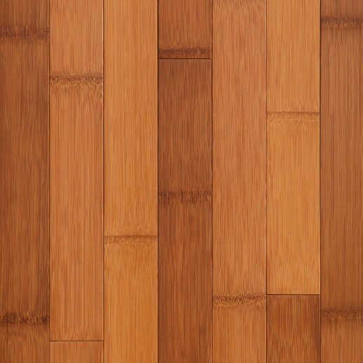 3-3/4 Engineered Bamboo Flooring in Natural by Easoon USA