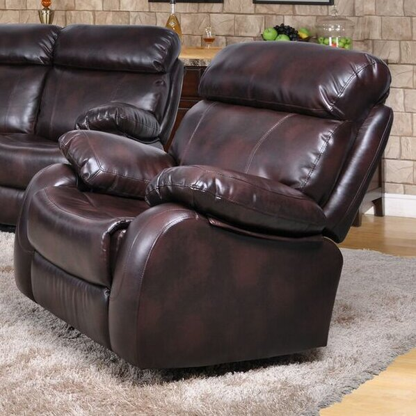 Maxwell Manual Recliner by Beverly Fine Furniture