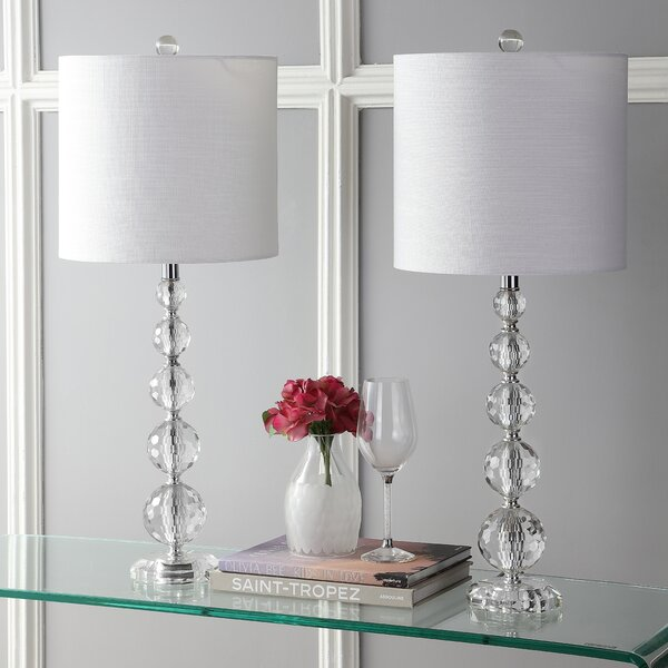 Clyburn 28 Table Lamp (Set of 2) by House of Hampton