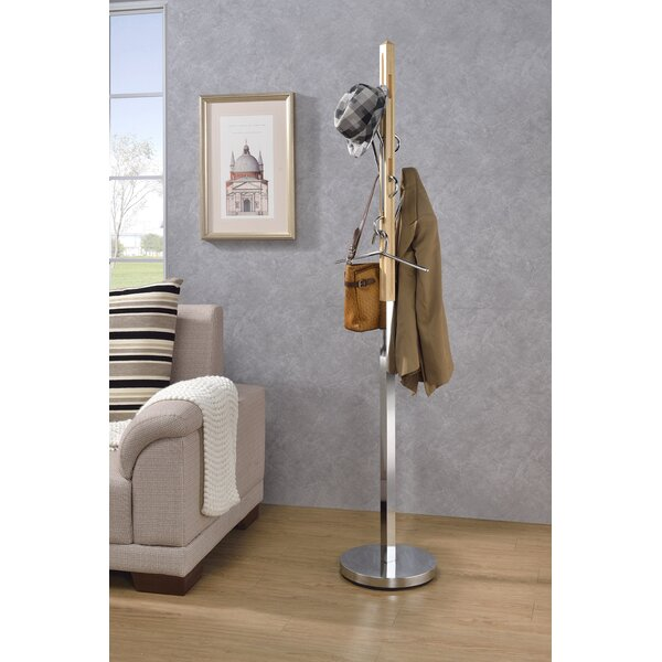 Pridmore Coat Rack by Wrought Studio