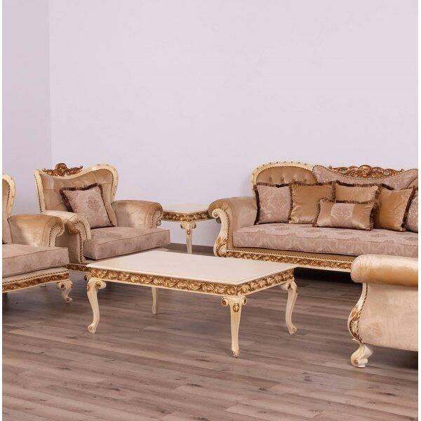 Telford 2 Piece Coffee Table Set by Astoria Grand Astoria Grand