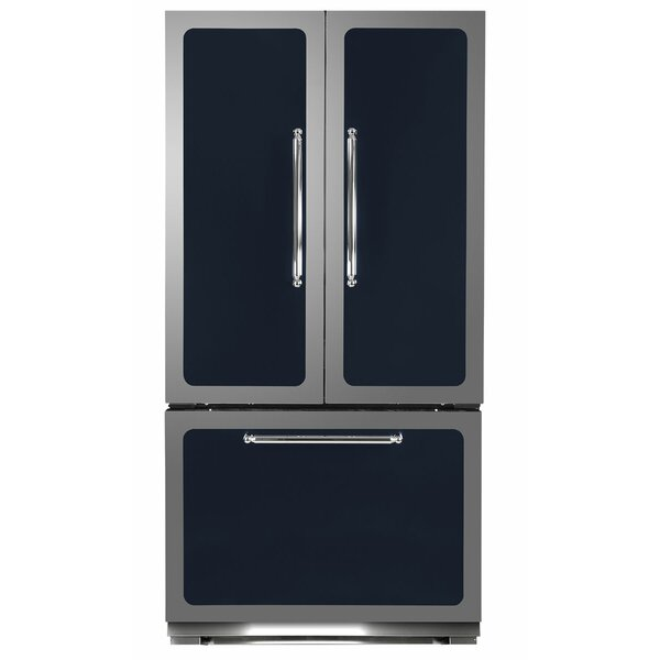 Classic 22.2 cu. Ft. Counter-Depth French Door Refrigerator by Heartland