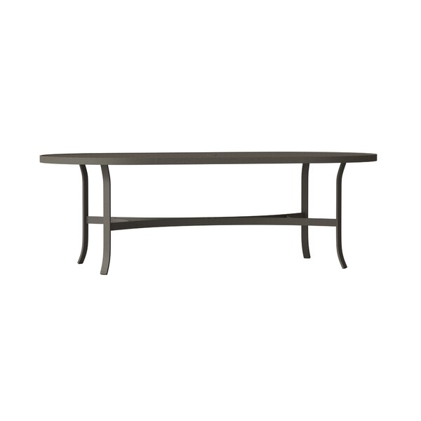 Boulevard Metal Dining Table by Tropitone