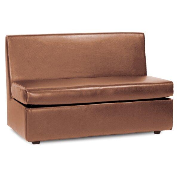 Serrano Box Cushion Futon Slipcover by Latitude Run