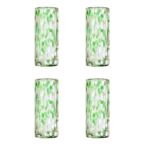 McKell Tom Collins 12 oz. Highball Glass (Set of 4) by Latitude Run