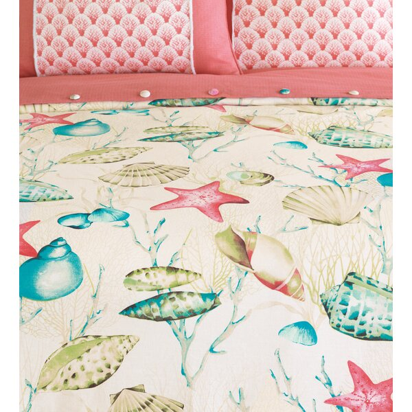 Sumba Seaside Reversible Single Comforter