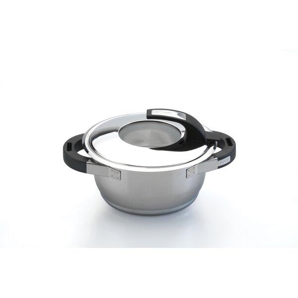Virgo Round Casserole by BergHOFF International