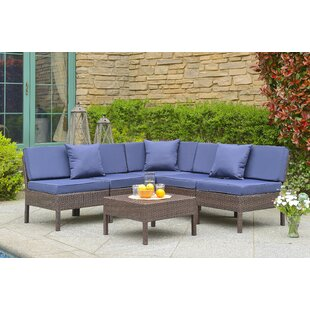 Navy Blue Patio Cushions Wayfair
