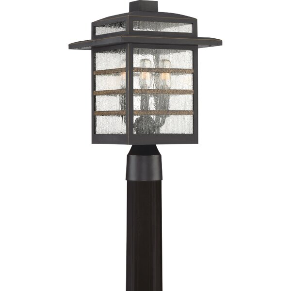 Vieira 3-Light Lantern Head by Gracie Oaks