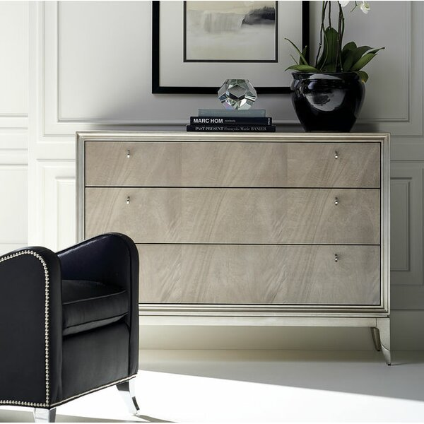 3 Drawer Chest by Caracole Classic