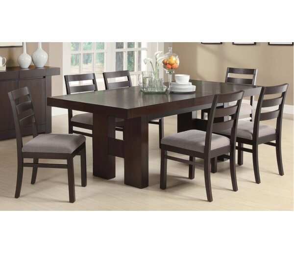 Marenesco 7 Piece Extendable Dining Set by Canora Grey