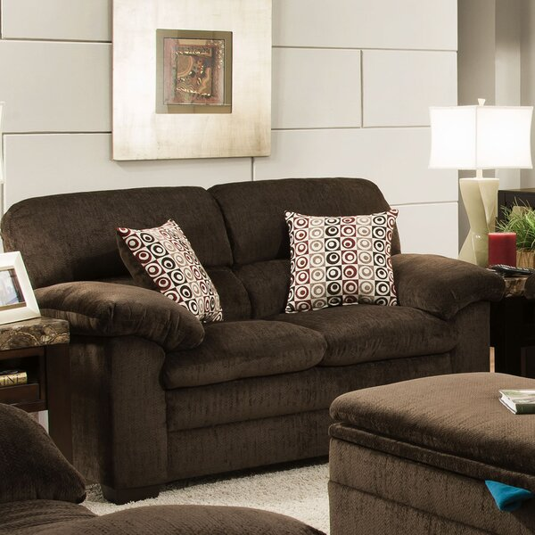 Simmons Upholstery Sutton Loveseat by Red Barrel Studio