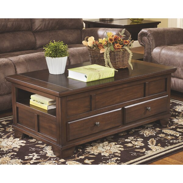 Lilya Lift Top Coffee Table By Charlton Home
