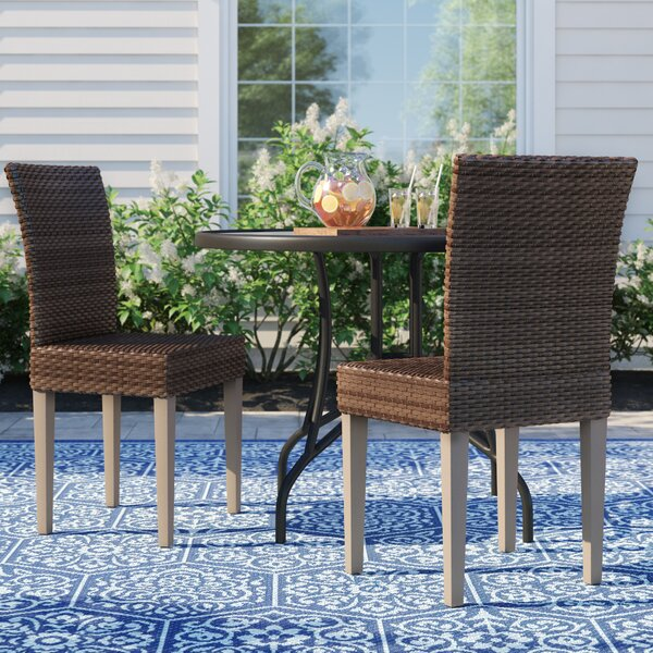 Tegan Patio Dining Chair (Set of 6) by Sol 72 Outdoor Sol 72 Outdoor