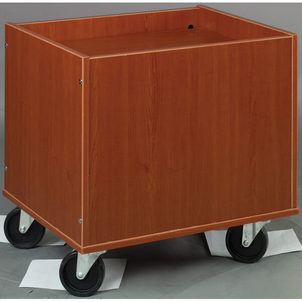 Library Book Cart by Stevens ID Systems